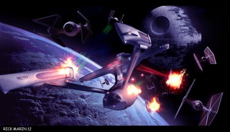 Star Trek VS Star Wars