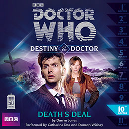 Doctor Who Death's Deal