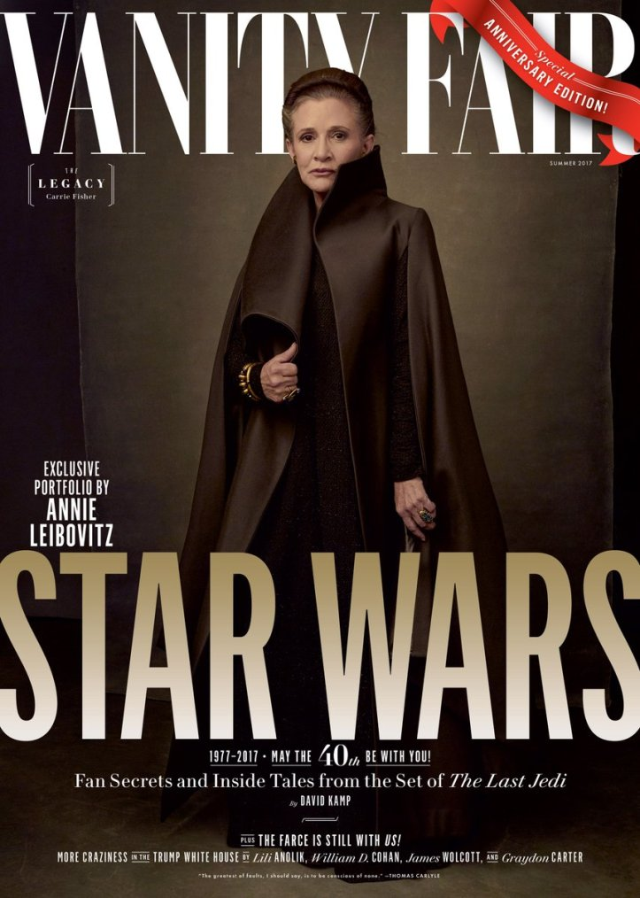 Star Wars VIII Leia