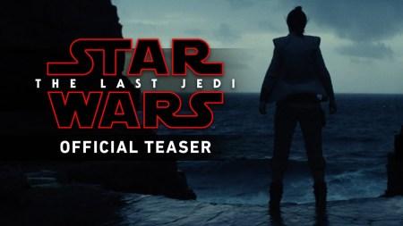 Star Wars Last Jedi Teaser
