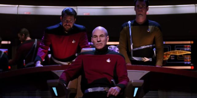 STNG Captain Picard