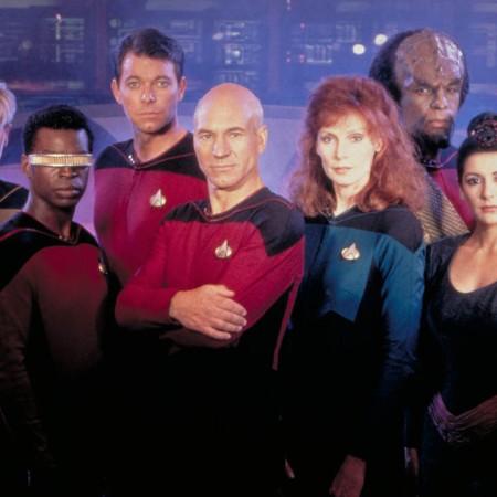 Star Trek la nueva generacion