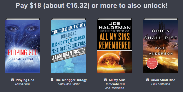 Humble Book Bundle: Adventures in Science Fiction 04
